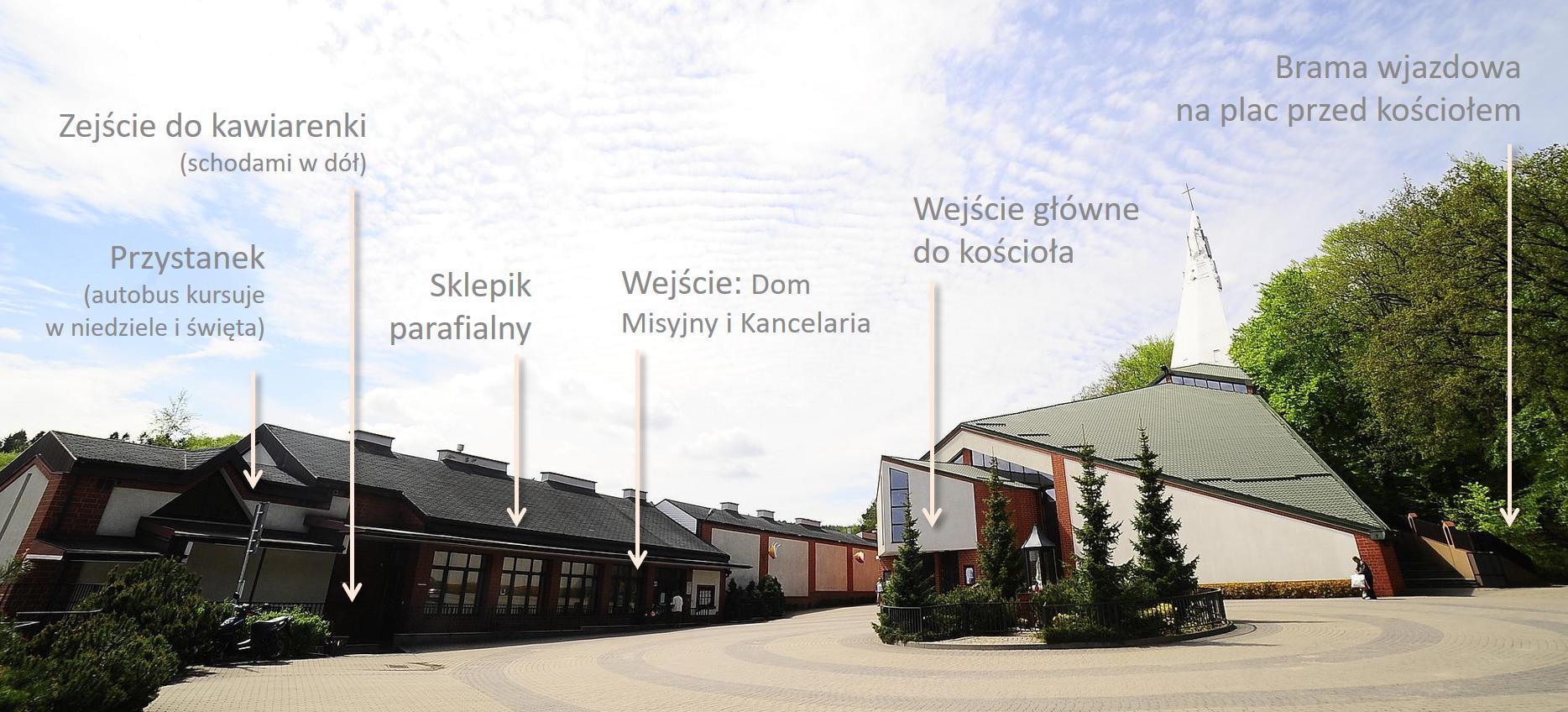 Parafia Zesłania Ducha Świętego - Sopot