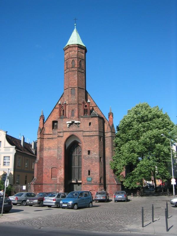 Kościół pw. św. Elżbiety - Gdańsk