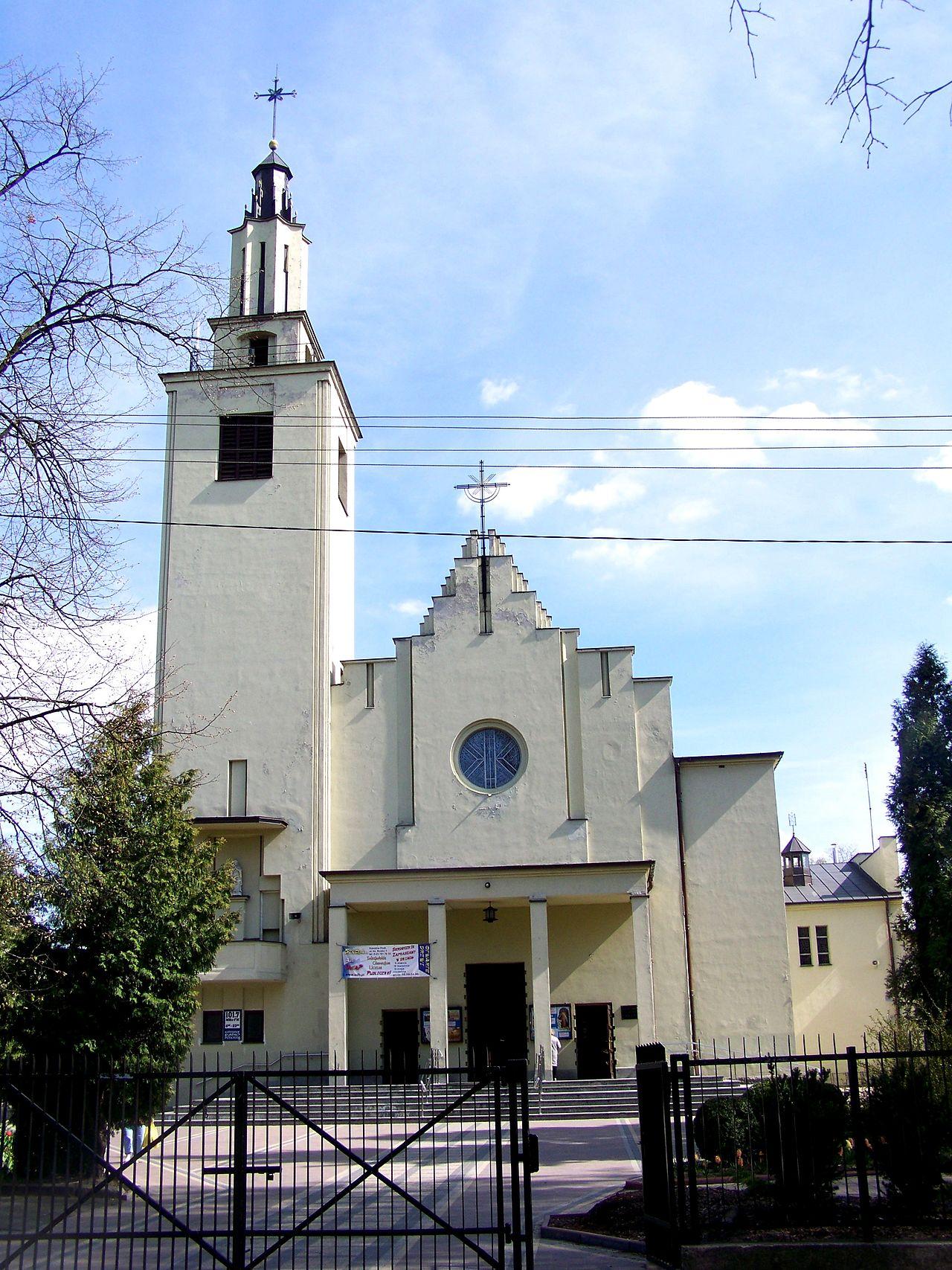 Parafia pw. św. Jana Bosko - Sokołów Podlaski