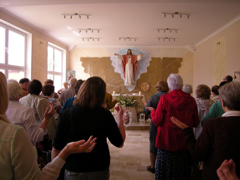 Spotkanie modlitewne - Effatha, Rumia